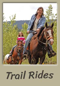 Tiger Lily Farm Activities Trail Rides